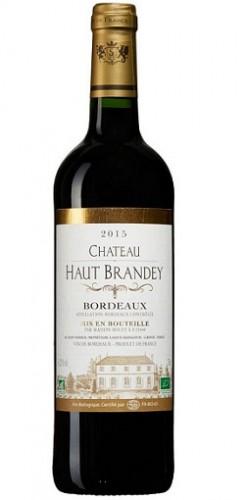 Château Haut Brandey, Rött Vin