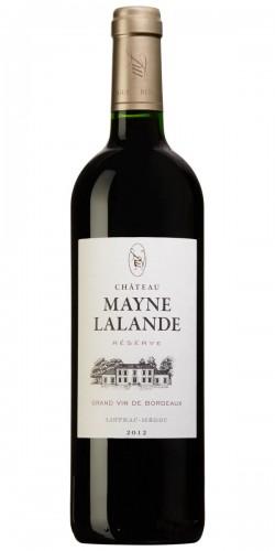 Chateau Mayne Lalande, Rött Vin