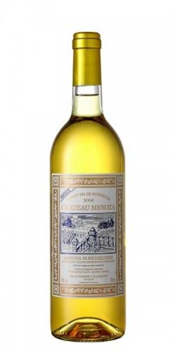 Château Menota, Vitt Vin